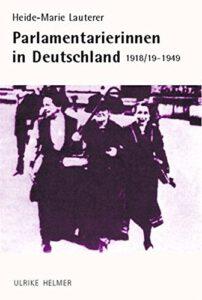 Parlamentarierinnen in Deutschland